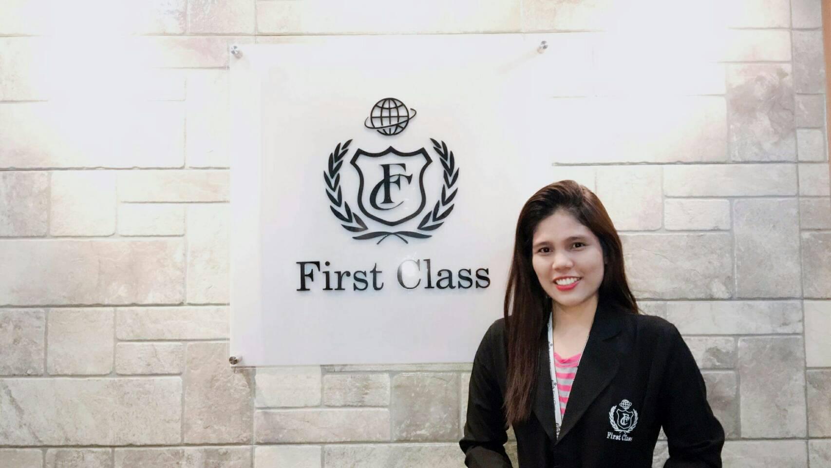 First Class講師紹介 ~Jen(ジェン先生)~
