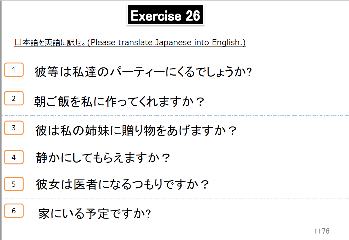 英語初級者でも簡単にマスター!First Classの文法強化コース