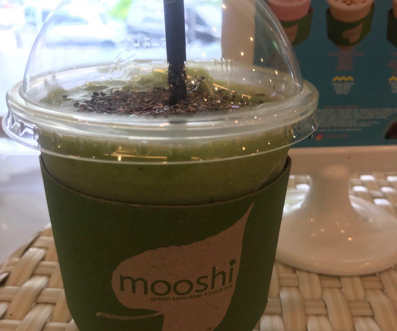 留学生活の野菜不足を解消「Mooshi Green Bar」
