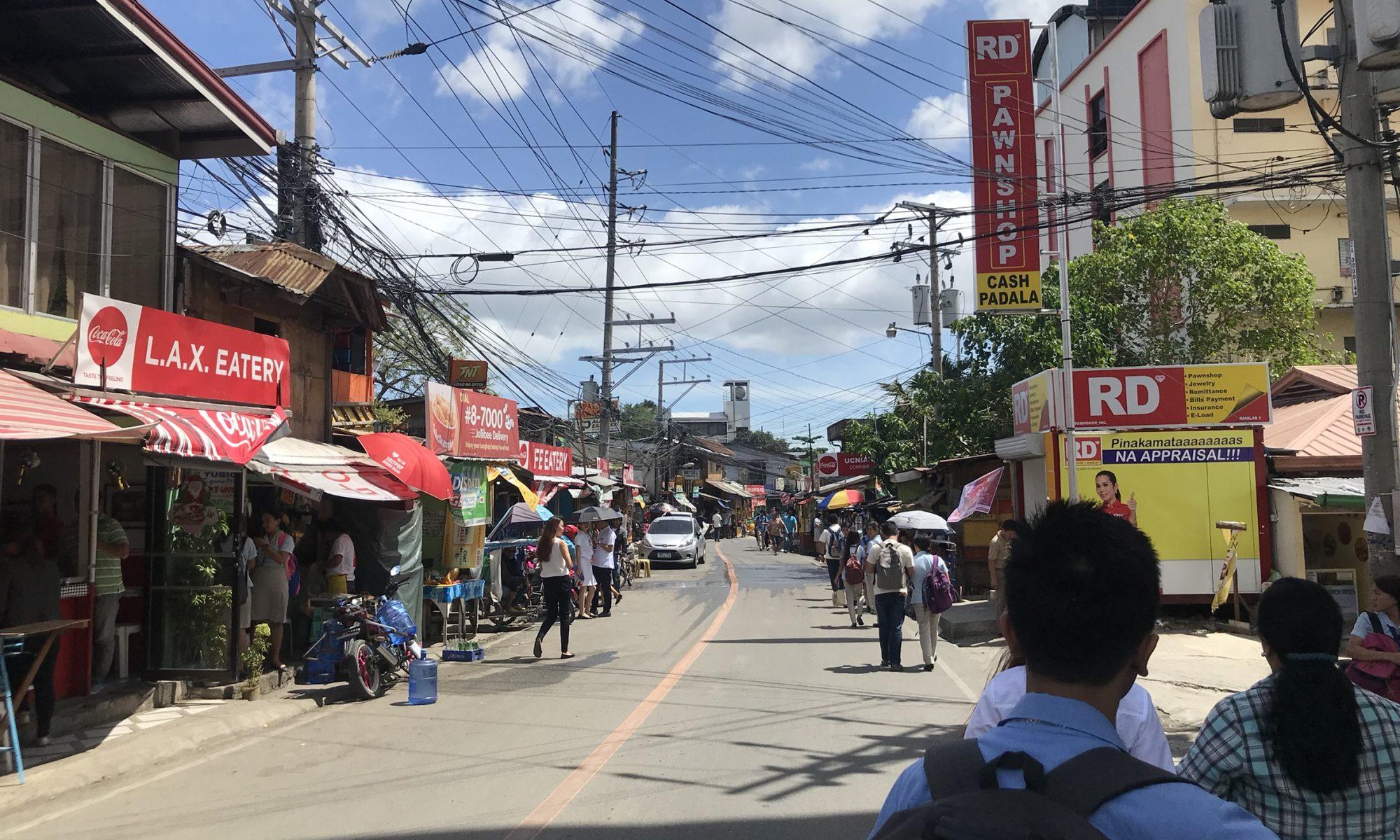 フィリピン セブ島留学生活の注意点