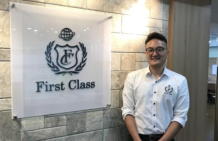 First Class学校長の紹介