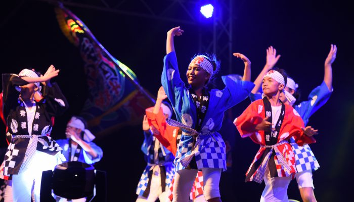 セブ島で盆踊りに参加しよう!