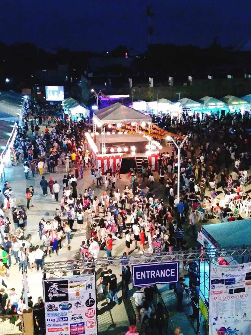 セブ島盆踊り大会2018へ行ってきました!