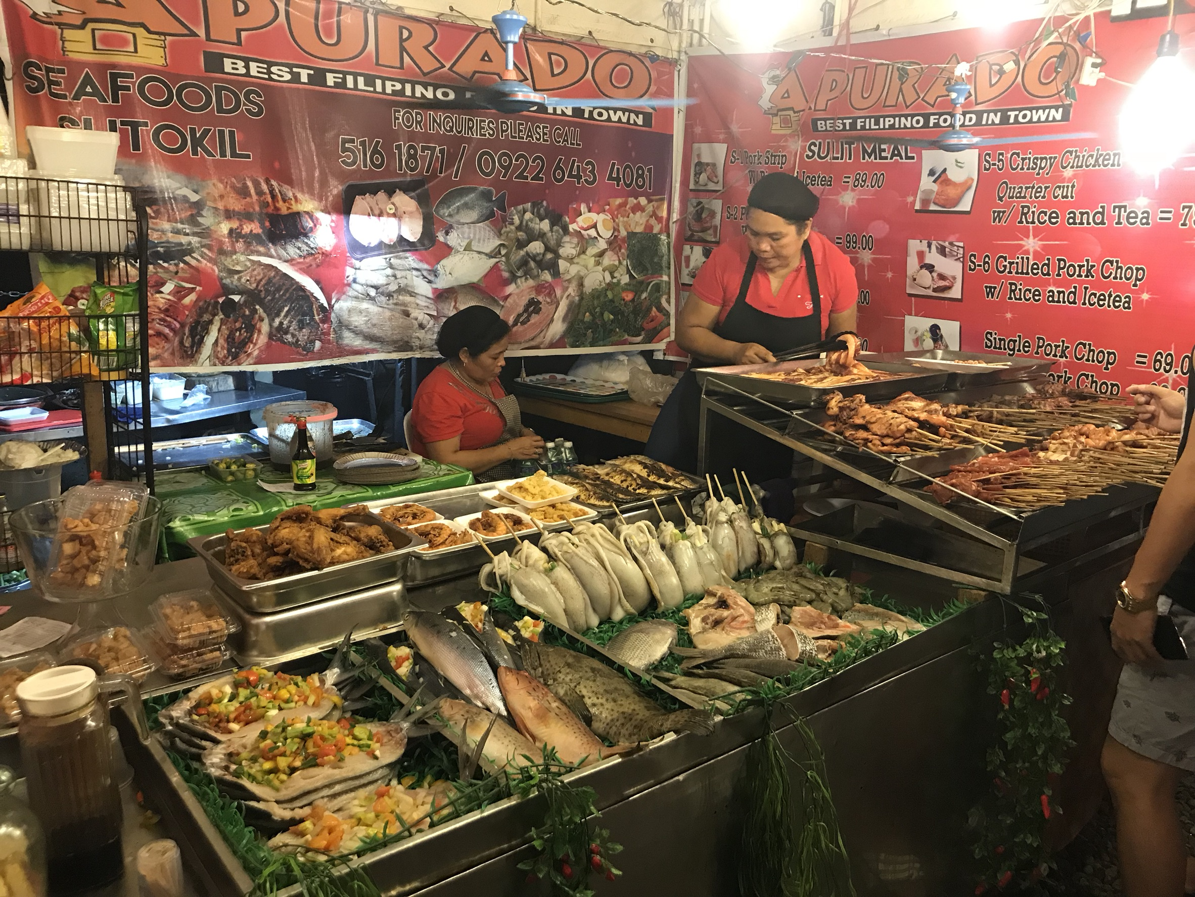 セブ島で人気のナイトマーケット「SUGBO MERCADO」