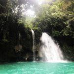 人気観光スポット!セブ島最大の滝「カワサンフォール」
