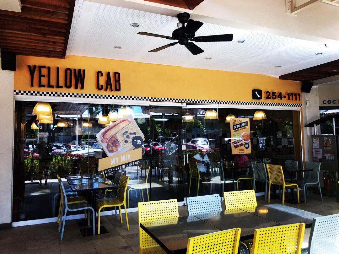 オススメランチ~その6~「Yellow Cab」