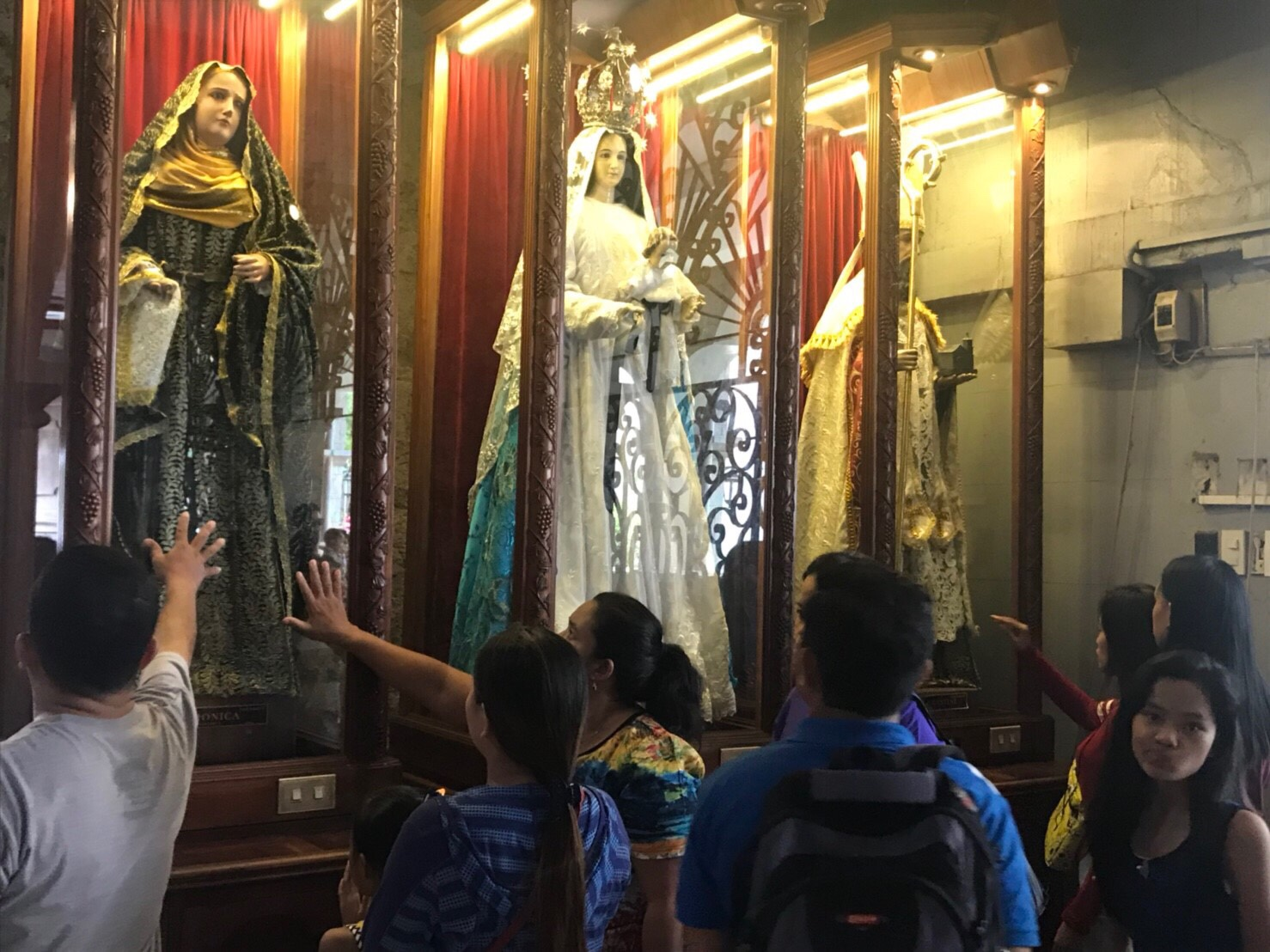 セブ島最古の歴史的教会「サントニーニョ教会」