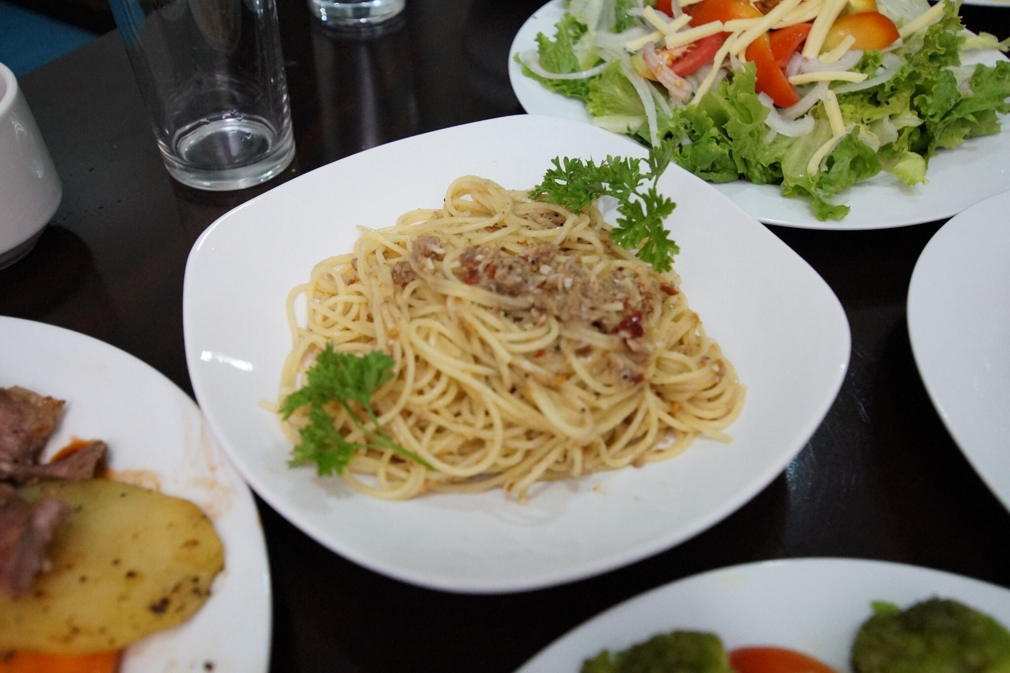 First Class 留学生によるお料理対決!