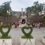 セブ島の観光名所・サンペドロ要塞