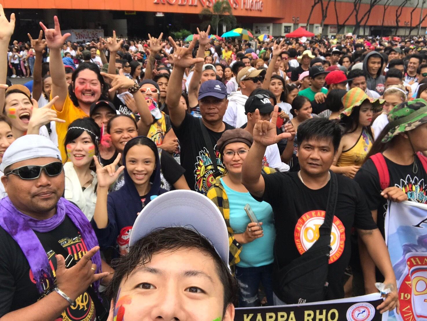 フィリピン最大のお祭り「シヌログフェスティバル 2019」