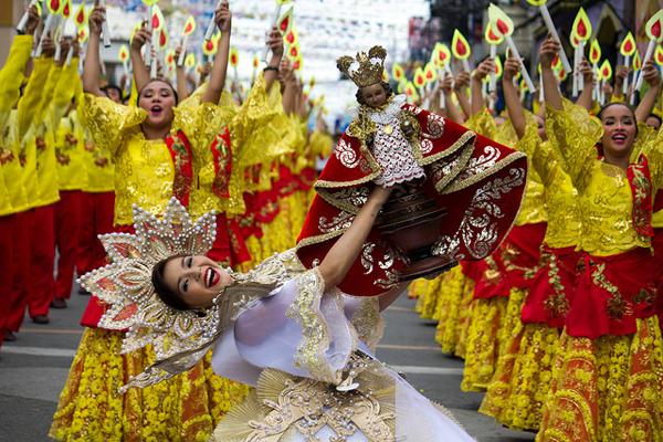 フィリピン最大級のお祭り「シヌログ」とは?