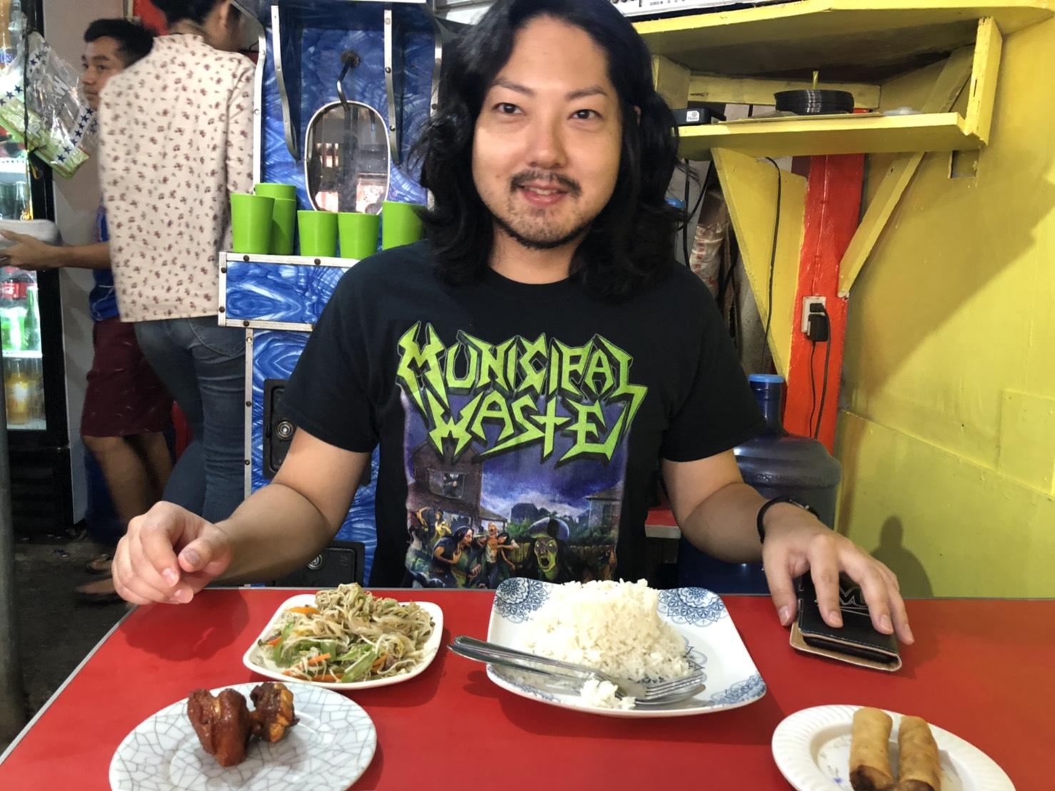 セブのローカル食堂・カレンデリア 「Fe's Eatery」を紹介!