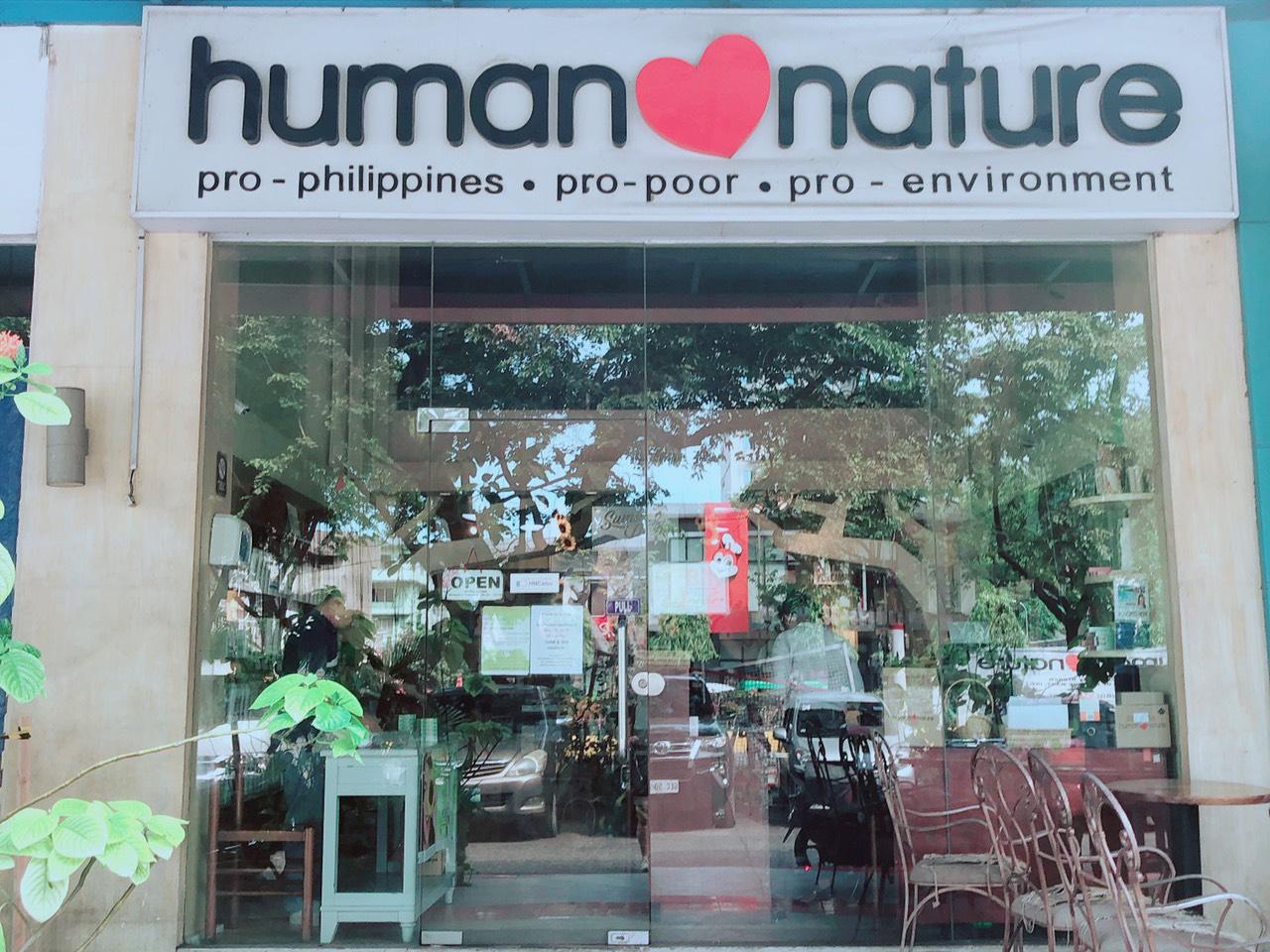 セブ島でオーガニック用品を買うなら「human♡nature」