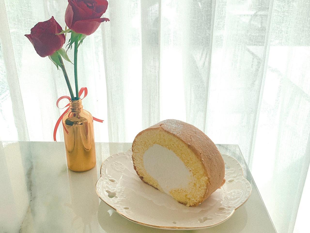 セブ島でロールケーキが食べられるオシャレ度100のカフェ「Cafe Elim」